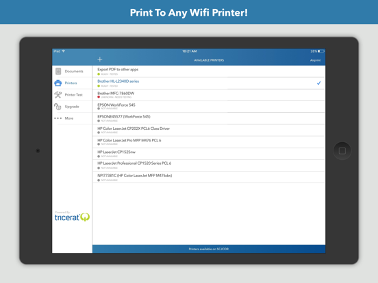 Print Reliably - Any Document, Any Printer screenshot