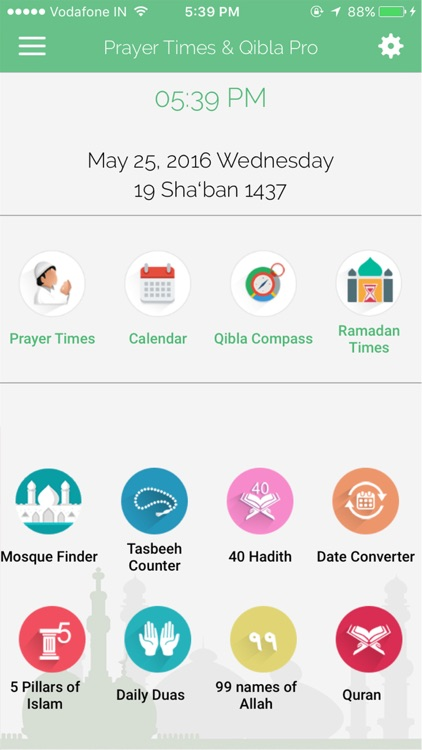 Prayers Pro & Ramadan 2018