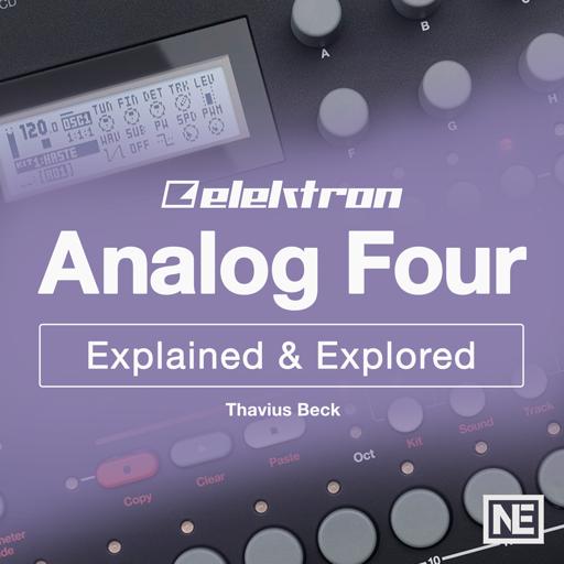 Intro For Elektron Analog Four