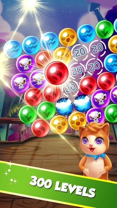 面白いバブルゲーム:  ランキング ゲーム 無料 簡単 パズル 人気 暇つぶしのスクリーンショット2