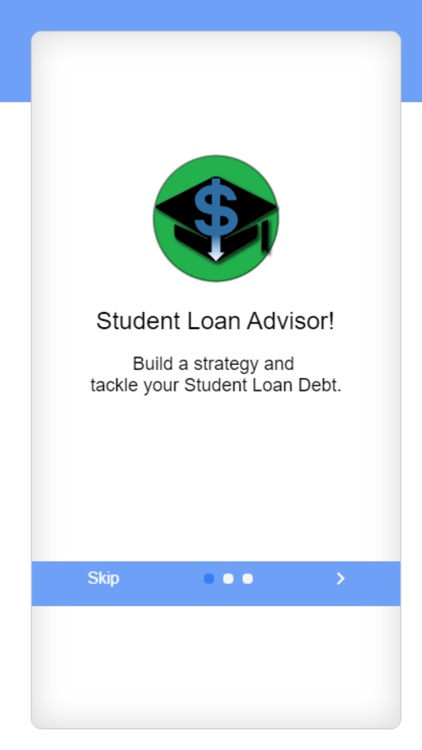 Student Loan Advisor screenshot-0