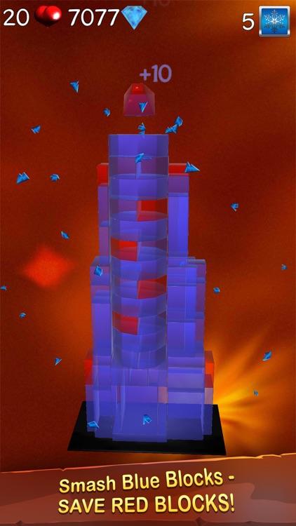 Glass Fort : Smash It