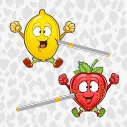 Strawberry Lemon Pen