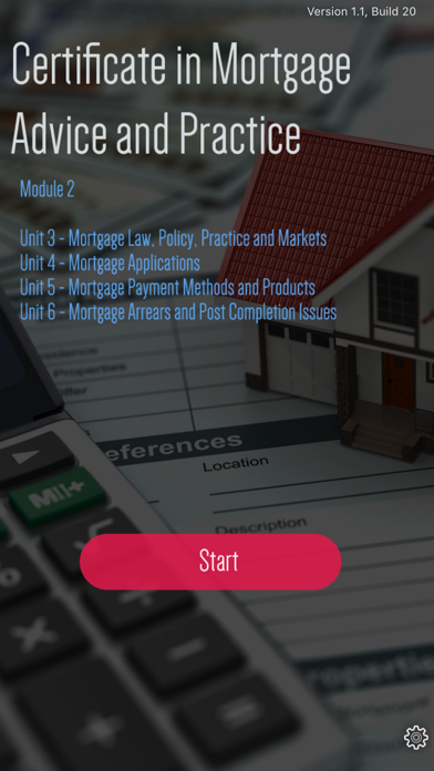 Certificate in Mortgage Advice CeMAP 2 screenshot one