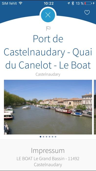 Le Boat Cruse CompanionScreenshot von 3