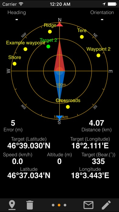 GPS Status & Toolbox screenshot1