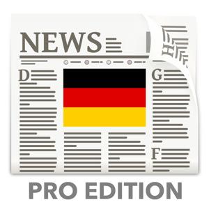 German News in English Pro - Germany Headlines app