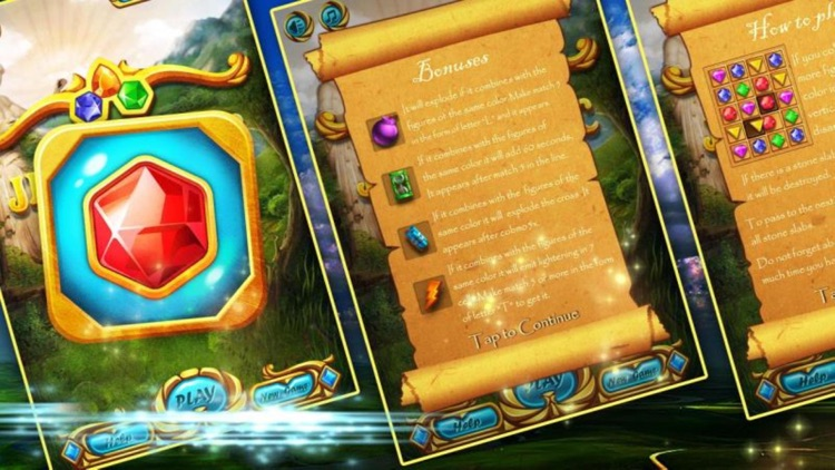 7 Wonders of The World - The Jewel Kingdom screenshot-3