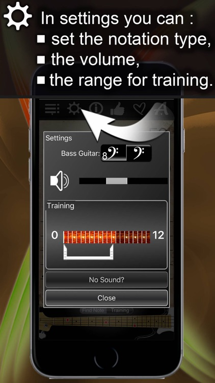 Bass Notes Finder screenshot-3