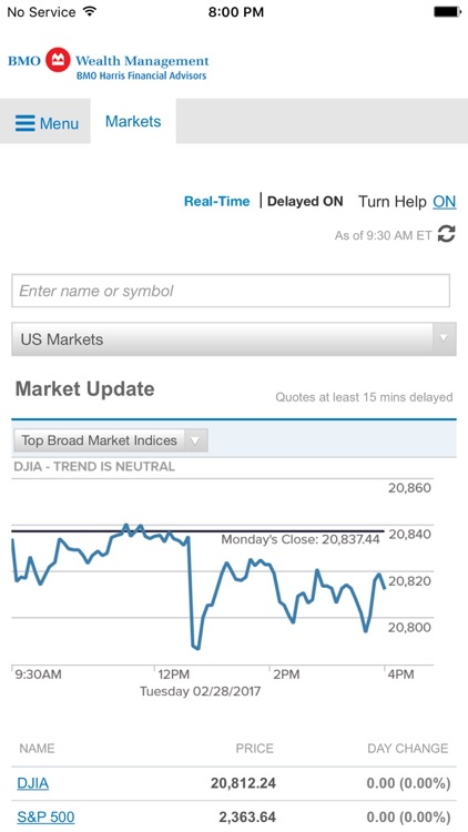 BMO Harris Financial Advisors screenshot-4