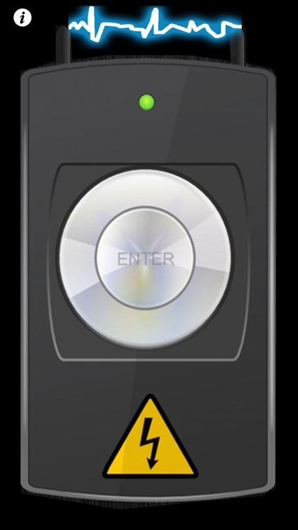 Stun Gun Prank - Electric Shock Vibration & Sound screenshot-3