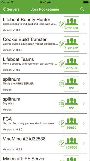 Multiplayer For Minecraft PE Im App Store - Minecraft uber vpn spielen