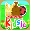 Kids Toy - Touch cartoon Moving & Sound