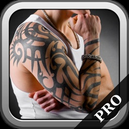 Tattoos 4 Men Pro - HD Ink, Designs by Top Artists