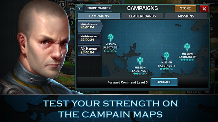 War of Nations™ - PVP Strategy MMO Global Invasion screenshot-4