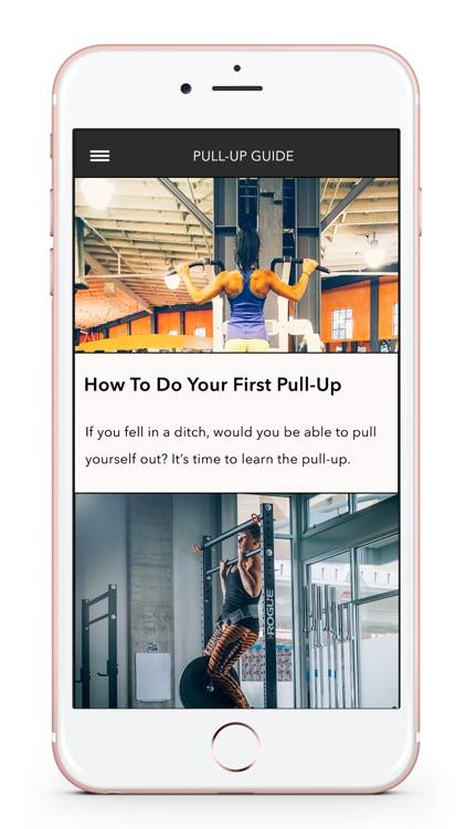 Spitfire Athlete Weight Lifting App & Workout Plan screenshot-4