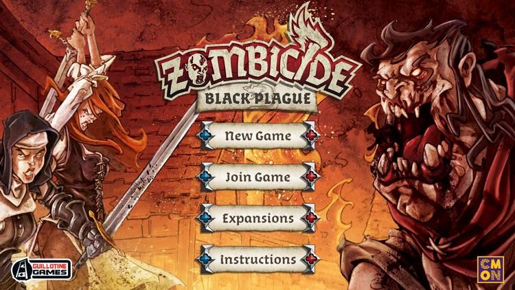 Zombicide Black Plague Companion