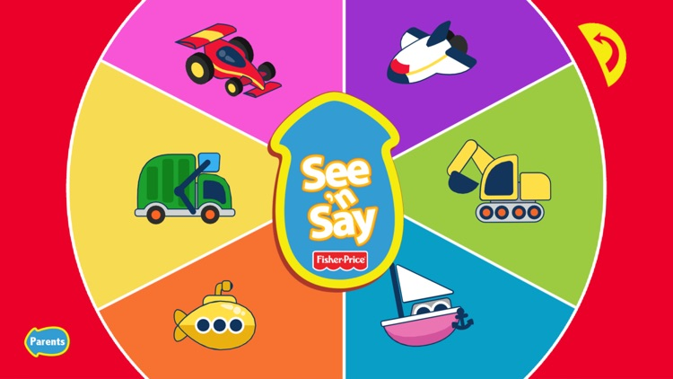 See 'n Say Vehicles screenshot-4