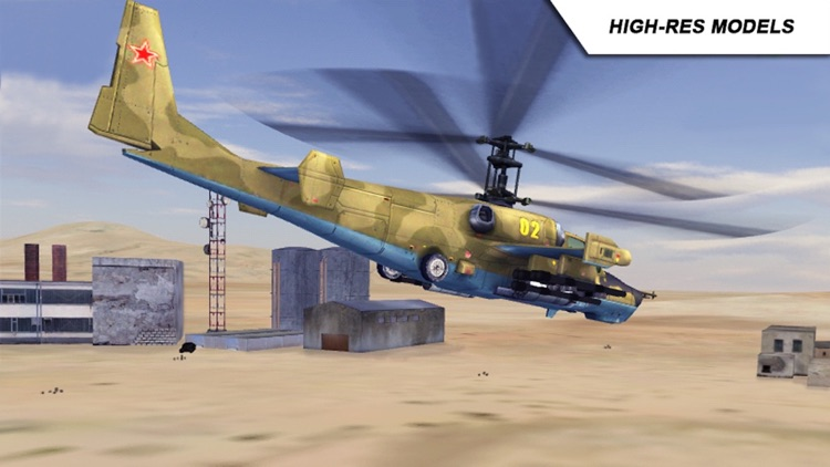 Black Shark helicopter screenshot-4