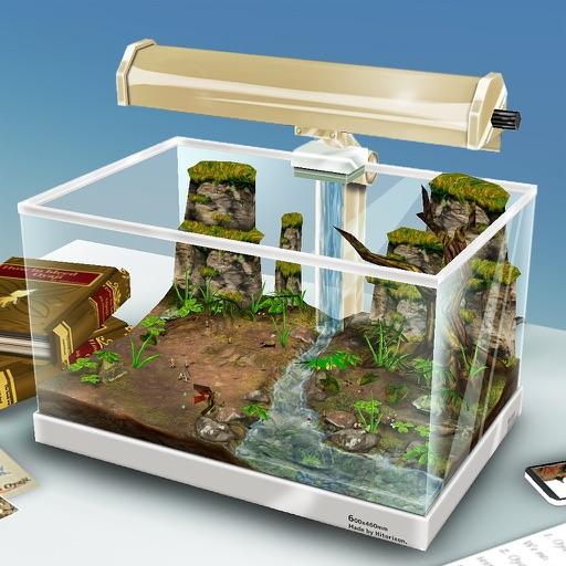 新オヤジリウム:放置育成ゲーム[3D]のアイコン
