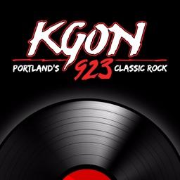 92.3 KGON Portland's Classic Rock Station
