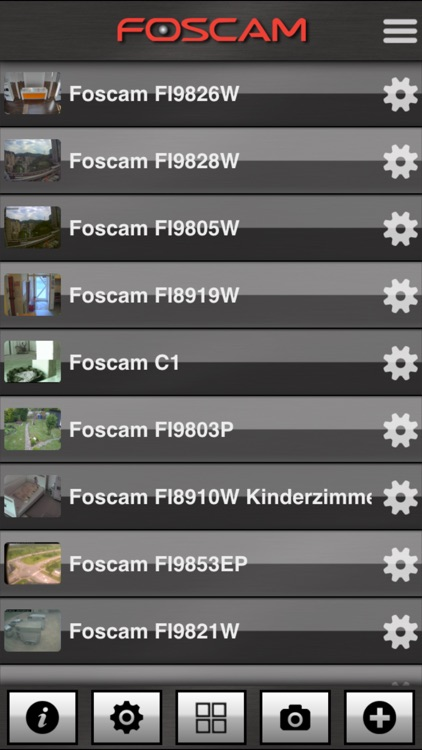 Multi Foscam FC screenshot-2