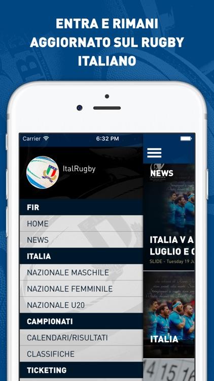 Federazione Italiana Rugby (FIR) screenshot-3