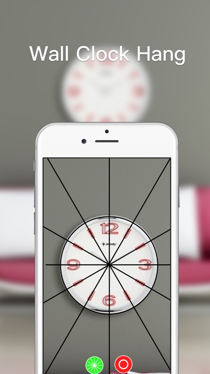 AR Clinometer -  Calibrate for real object