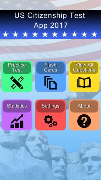 US Citizenship Test App 2017 Free
