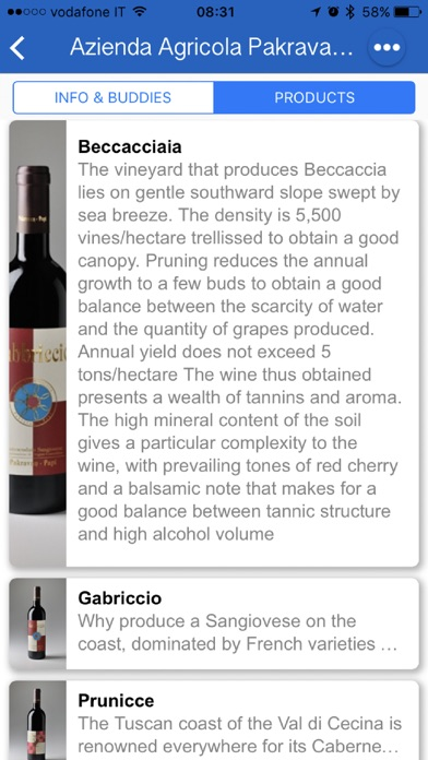 Il Decanter screenshot four
