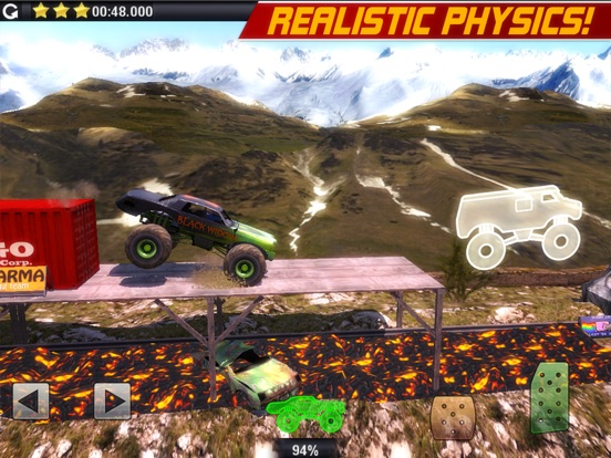 Offroad Legends Warmup для iPad