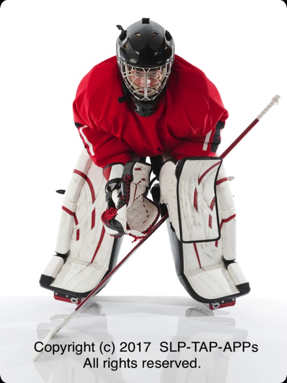 TAP Goalie Tracker HD