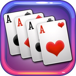 Solitaire 300+ Classic Card Game