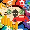 Smart EMI Mortgage Calculator - Loan & Finance