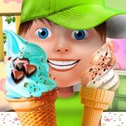 冰淇淋 !