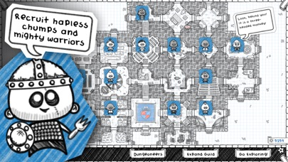 Guild of Dungeoneering screenshot one
