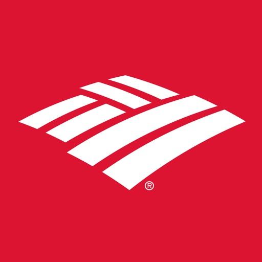 Bank of America - Mobile Banking app logo