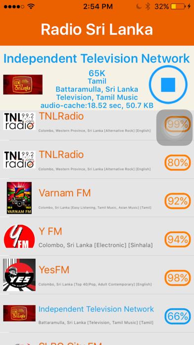 Radio Sri Lanka - Radio SRI screenshot four