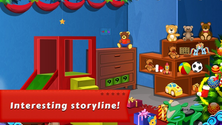 Cube Escape:AROMA - Finding Christmas Gift screenshot-3