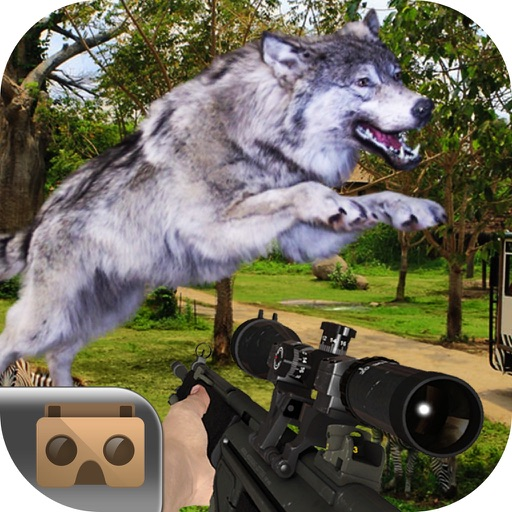 VR Wildlife Sniper Shooter Real Hunting Mission