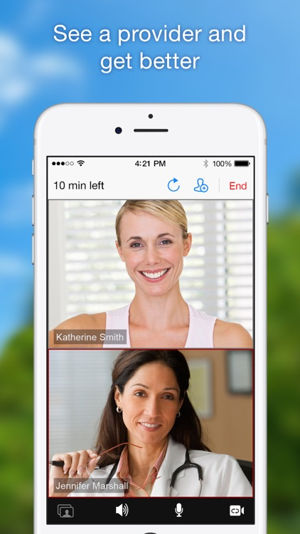 Genesis Convenient CareNow screenshot-3