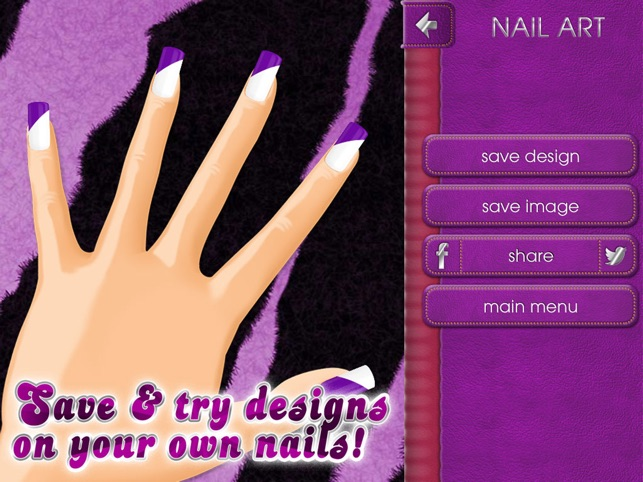 Beauty Salon Nail Art 2018 on the App Store