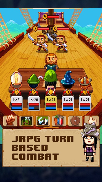 Knights of Pen & Paper 2 screenshot-0