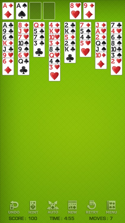 FreeCell Solitaire Pro! screenshot-3