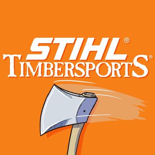 STIHL TIMBERSPORTS Stickers