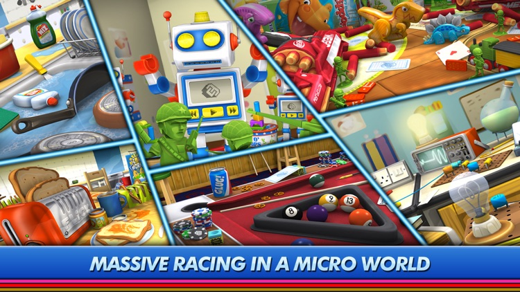 Micro Machines screenshot-1
