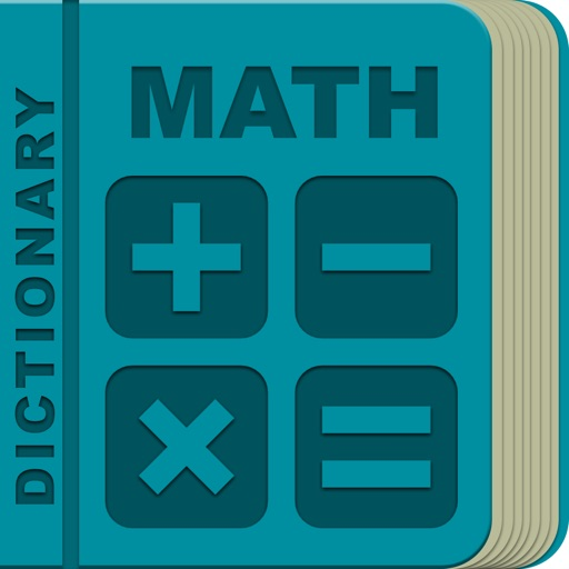 Math Terms Dictionary Offline