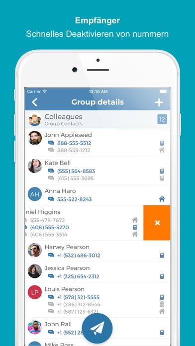 Neue Handynummer über Whatsapp Mitteilen