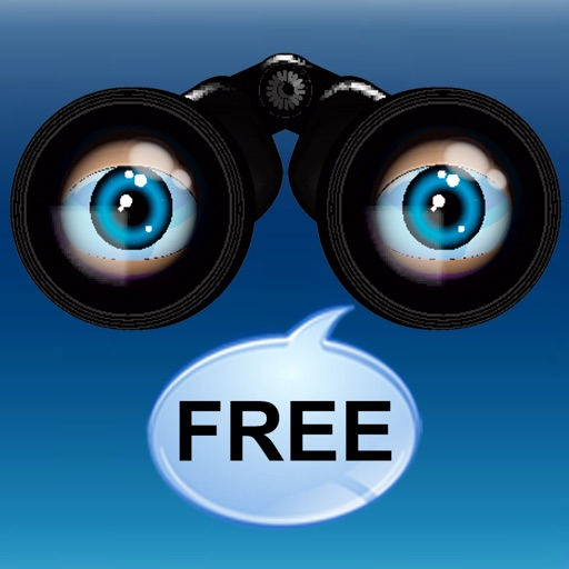 Talking Goggles - a camera with speech (free) iOS App