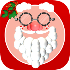 Santa me christmas photo booth make yourself and yr friends into santa me christmas photo booth make yourself and yr friends into santa a snowman and other festive holiday fun 4 solutioingenieria Image collections